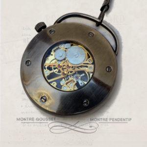 Montre Voyager bronze