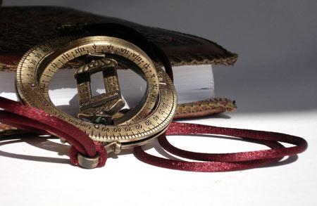 Anneau Astronomique pendentif