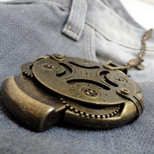 Clé USB steampunk - Crypetex -pen-drive