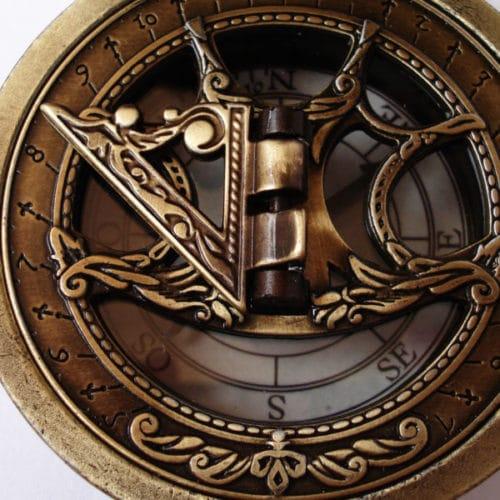 Découverte des montres boussoles