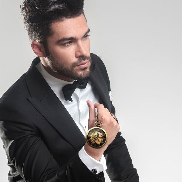 montre homme,montre homme dandys, monsieur élégant, montre gousset homme,montre de poche,montre gousset de qualite,montre Dragon d'or,perlesdutemps,perles du temps