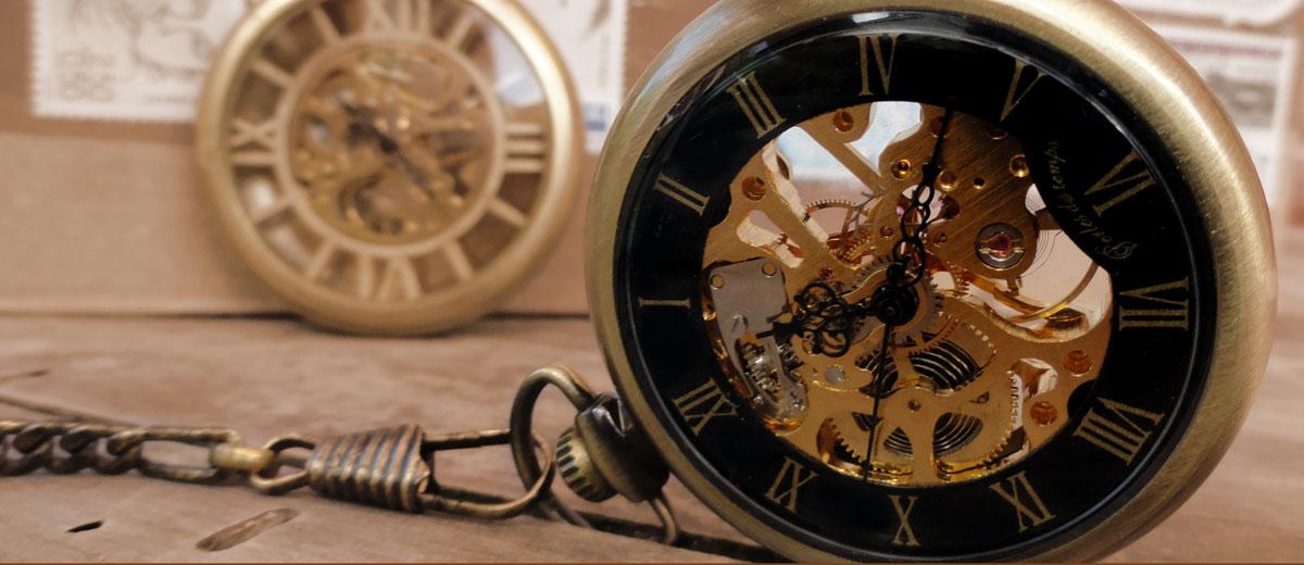 dragon d'or montre de poche,montre pendentif homme ,idée de cadeau,montre mécanique de perlesdutemps