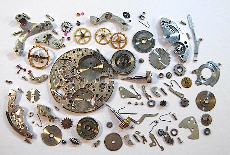 montre-mécanique