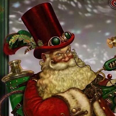 Des idées de cadeaux so steampunk pour noël 2018!