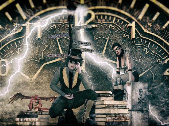 Comment créer un cosplay steampunk pour homme ?