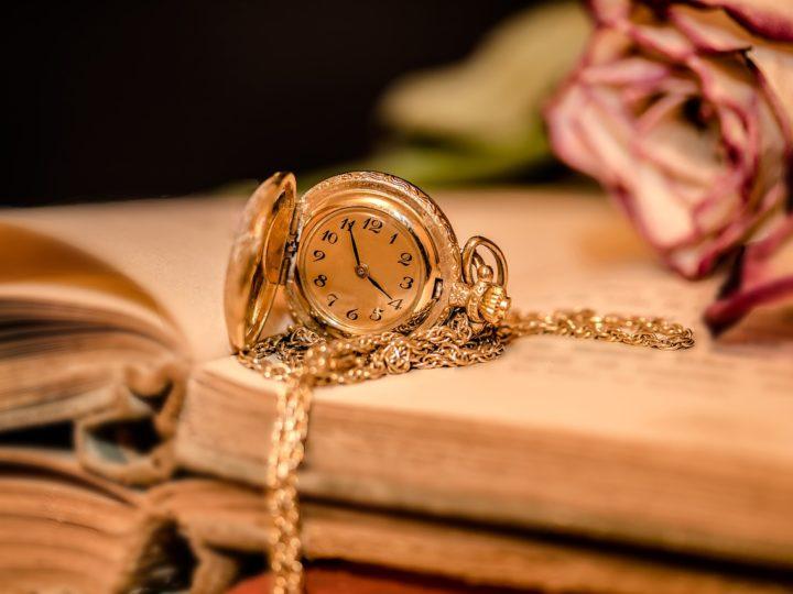 La Montre Gousset avec La Boutique Perles du Temps
