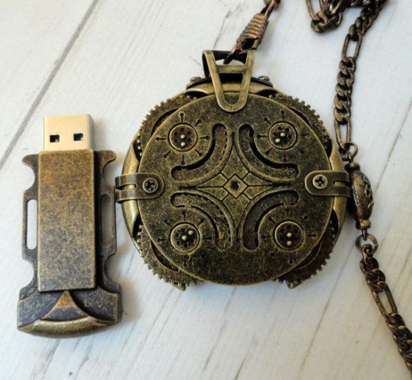 clé usb crypetex