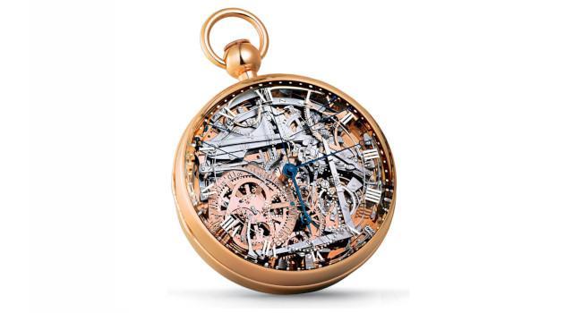 Quelle est la montre gousset la plus chère au monde ?
