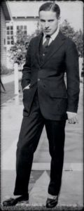 Charlie Chaplin en privé 1918