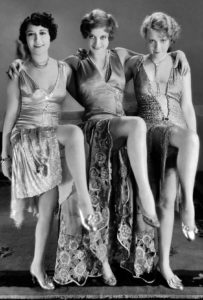 Flappers 1920 Photo Joan Crawford Dorothy Sebastians Anita Page 20 années folles