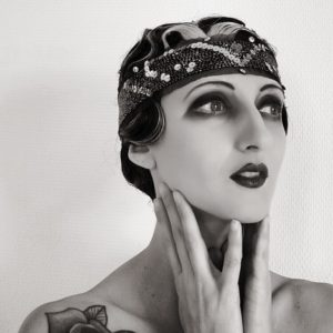 Inspiration maquillage années 20 flappers maquillage mode style